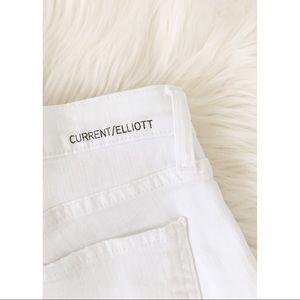 CURRENT/ELLIOTT The Stiletto Jean